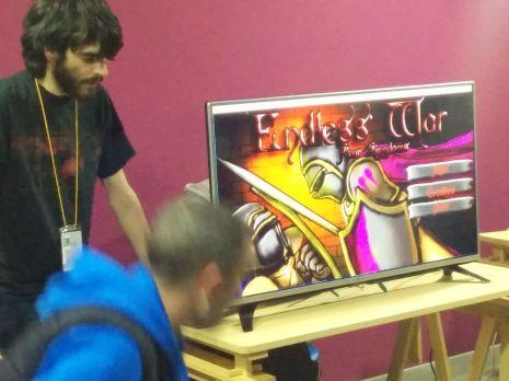 Granada Gaming Jam '17